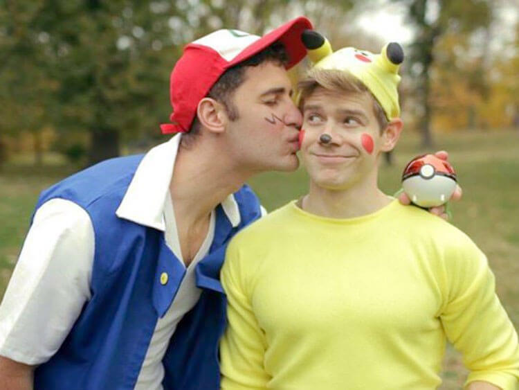 I Choose You-Halloween costumes
