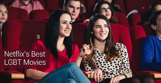 Netflix's Best LGBT Movies