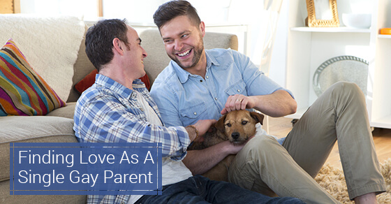 Finding Love As A Single Gay Parent