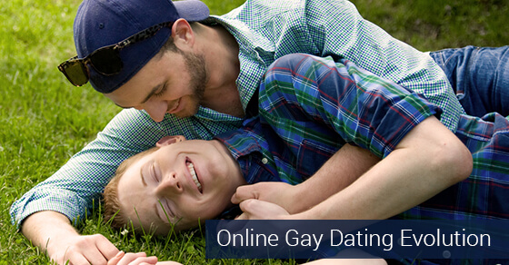 Online Gay Dating Evolution