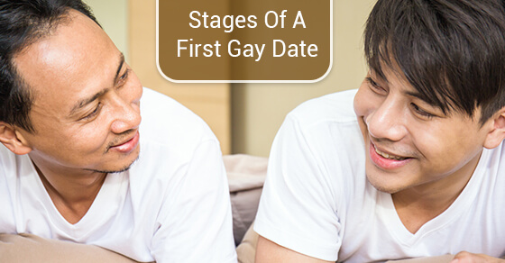 Gay dating after the first date